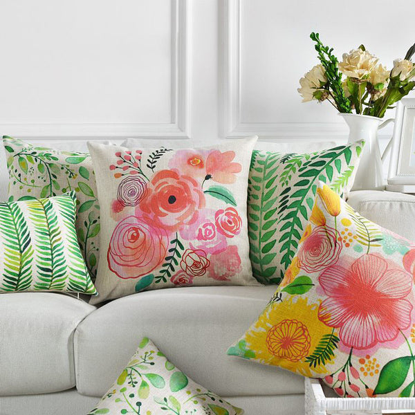 Decorative Pillowcases
