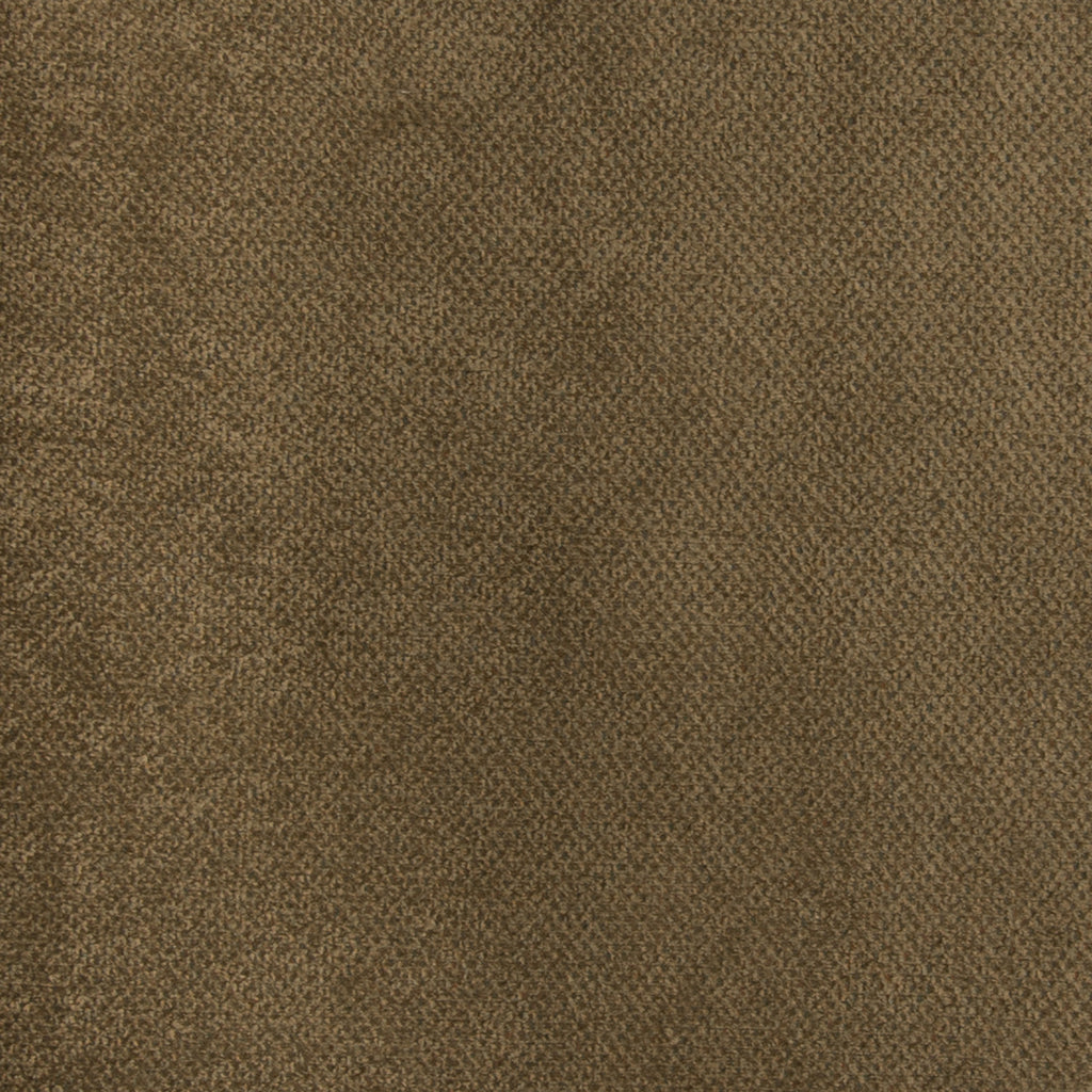 Bronze Brown Solid Chenille Texture Upholstery Fabric