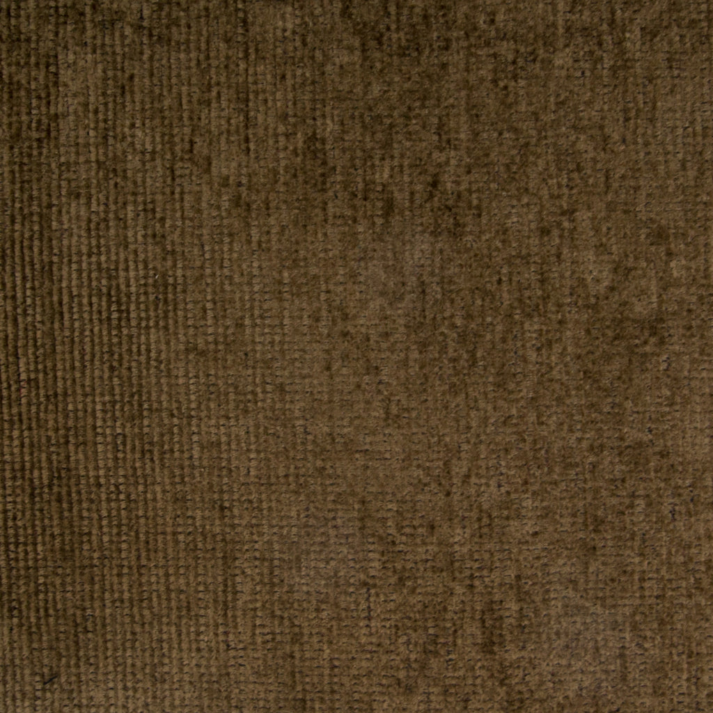 Brown  Solid Chenille Woven Texture Upholstery Fabric