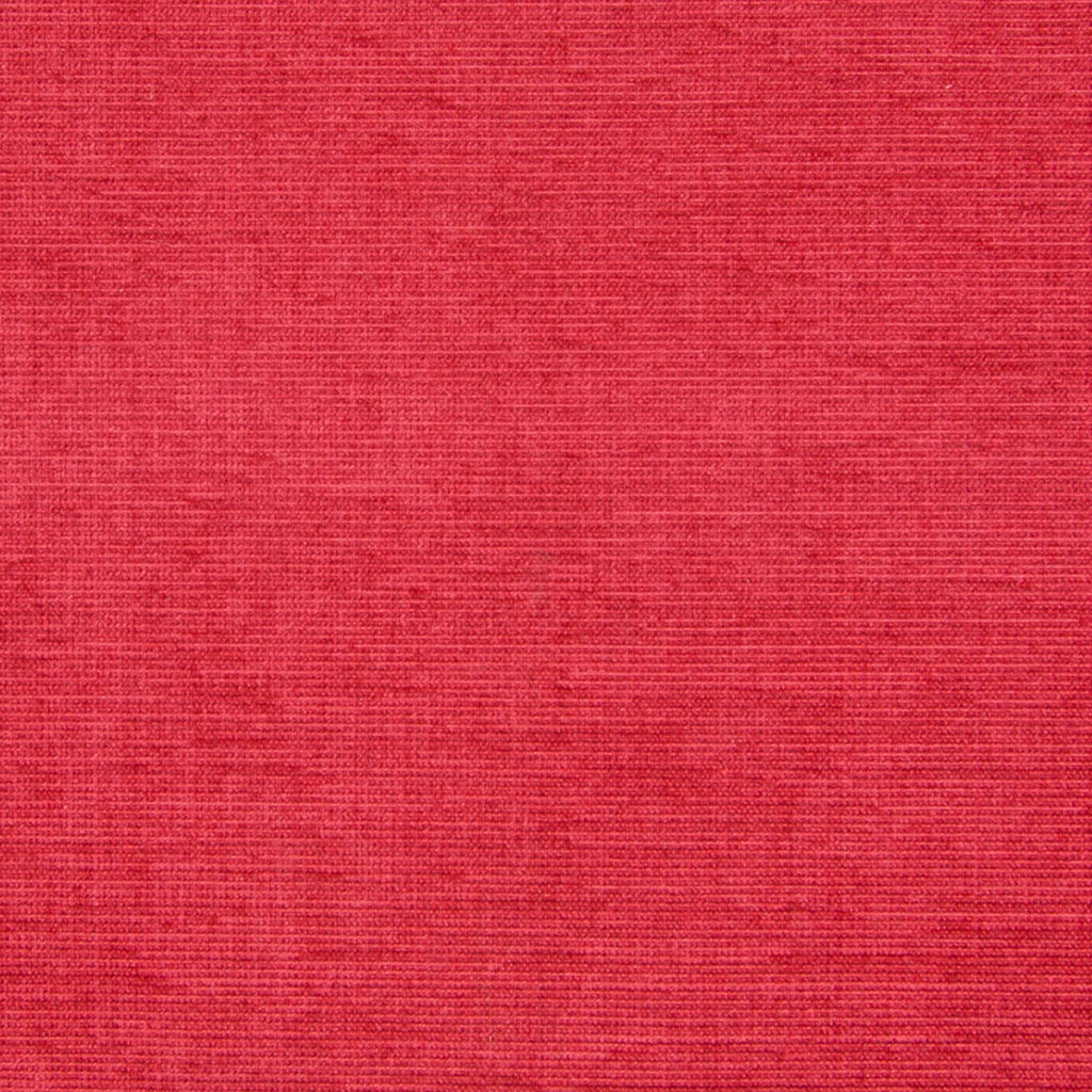 Cloud Red Solid Woven Chenille Upholstery Fabric