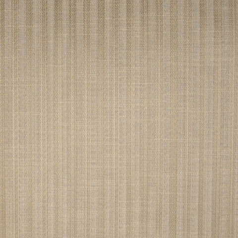 Wheat Neutral Stripe Woven Cotton Upholstery Fabric