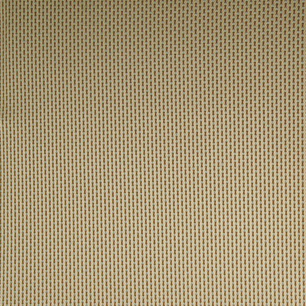 Opal Neutral Stripe Dot Woven Cotton Upholstery Fabric