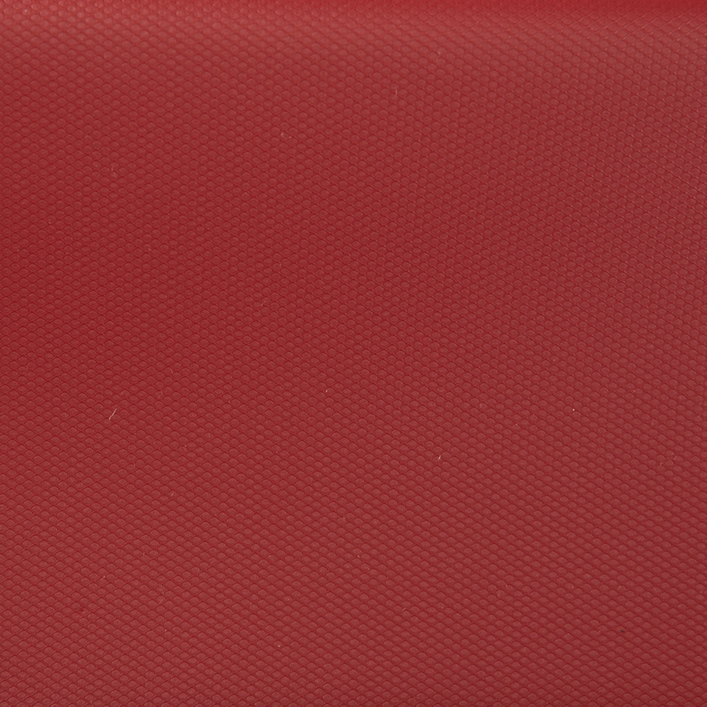 Diamond Red Red Leather Grain Plain Solid Vinyl Upholstery Fabric