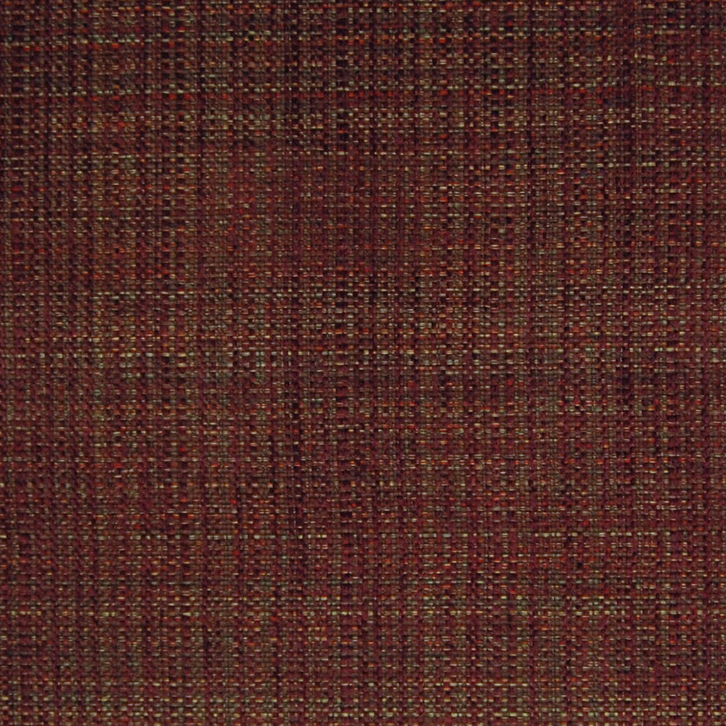 Mulberry Red Brown Solid Texture Upholstery Fabric