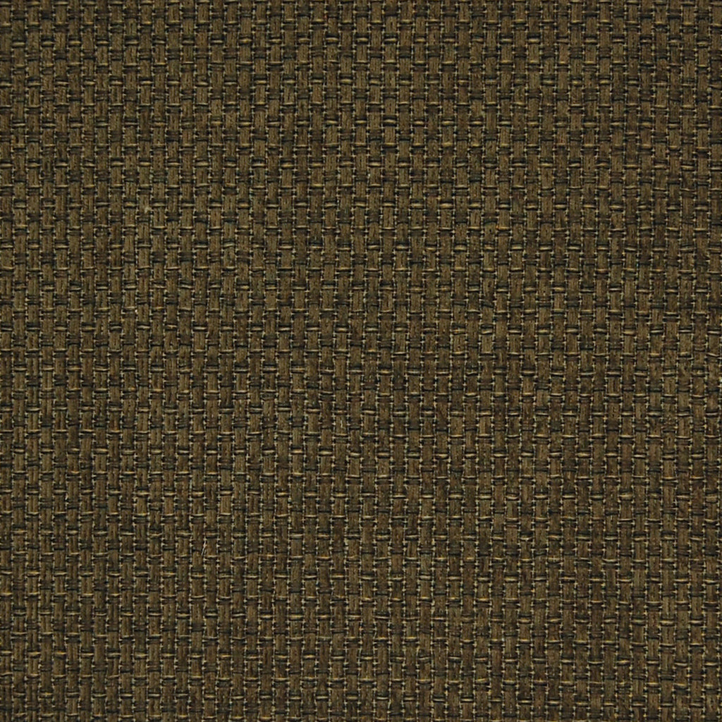 Burlywood Green Brown Solid Small Scale Chenille Upholstery Fabric