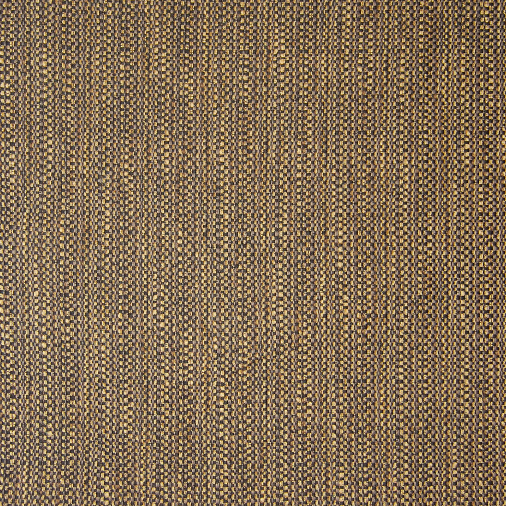 Morel Brown Stripe Texture Woven Upholstery Fabric