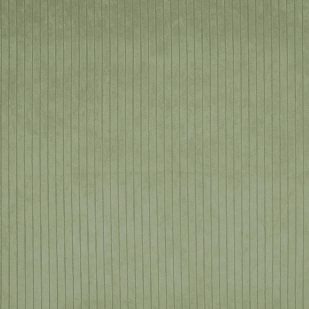 Palm Green Solid Suede Made in USA Texture Cotton Upholstery Fabric