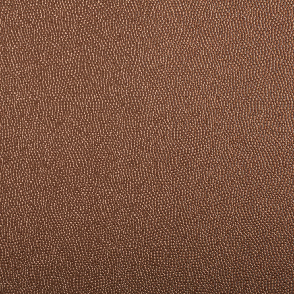 Copper Brown Plain Solid Marine Grade Vinyl Upholstery Fabric