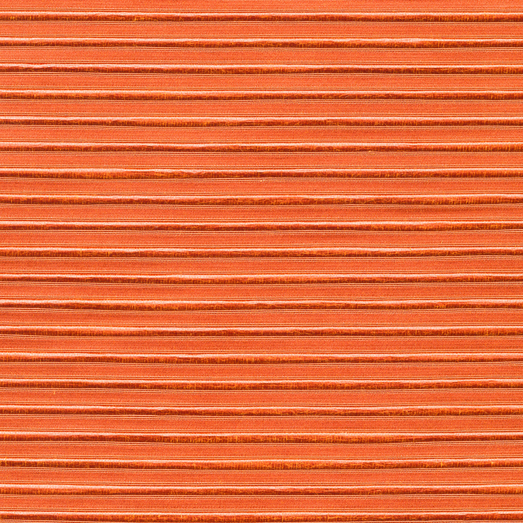 Annapolis Blast Orange Solid Woven Flat Upholstery Fabric