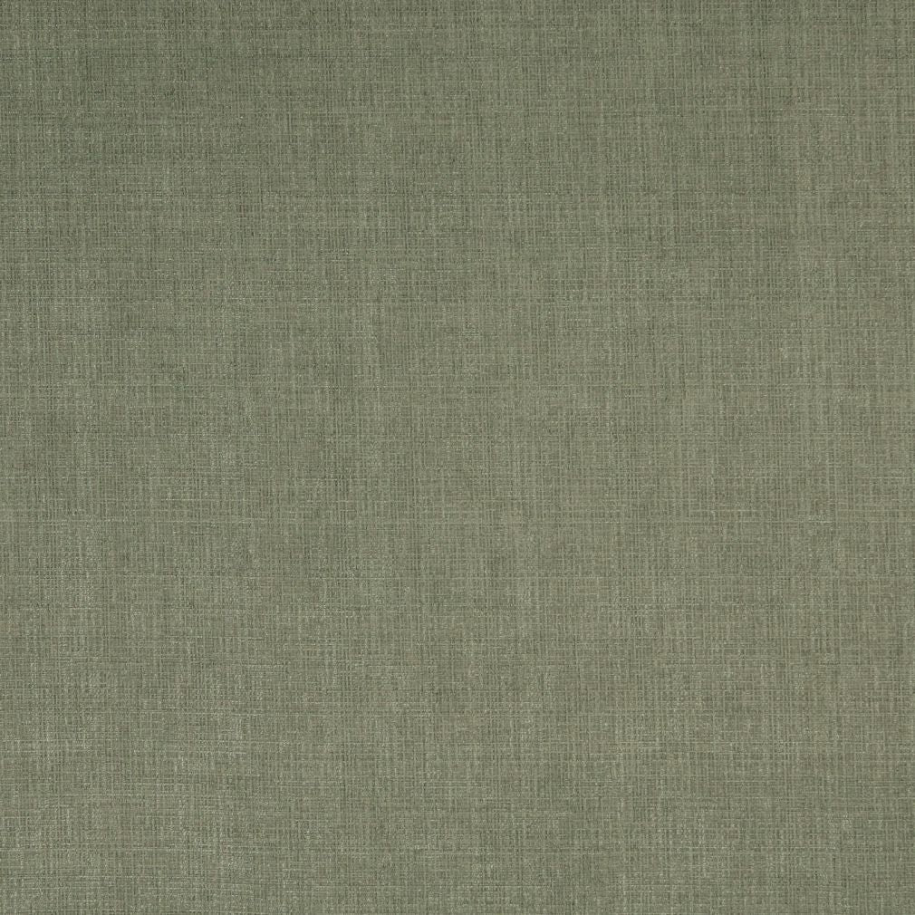 Light Geen Plain Solid Chenille Upholstery Fabric
