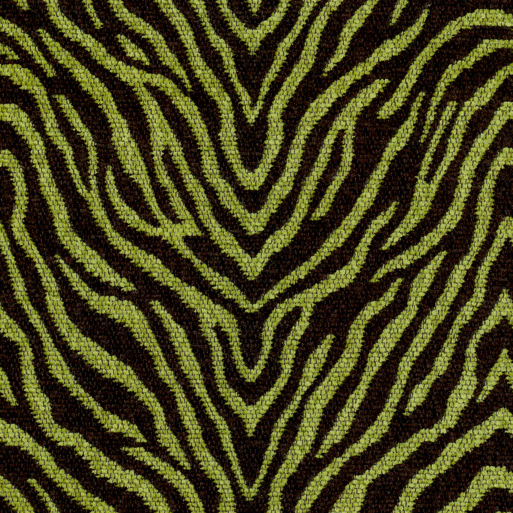 Beale Street Camouflage Green Mint Seafoam Curvilinear Woven C Upholstery Fabric