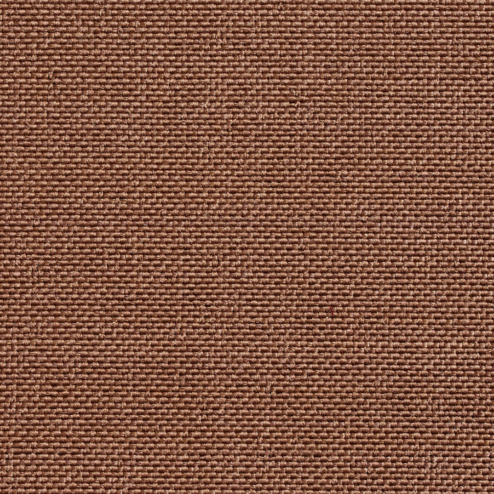 Light Brown Solid Tweed Upholstery Fabric