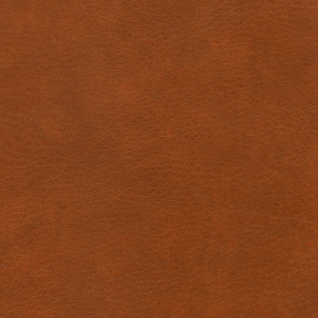 Canteen Cognac Brown Solid Vinyl Upholstery Fabric