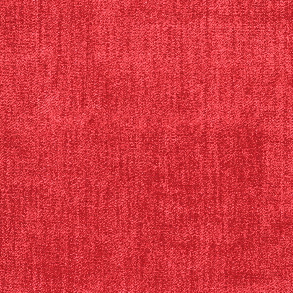 Dorian The Cardinal Red True Red Solid Woven Textured Upholstery Fabric