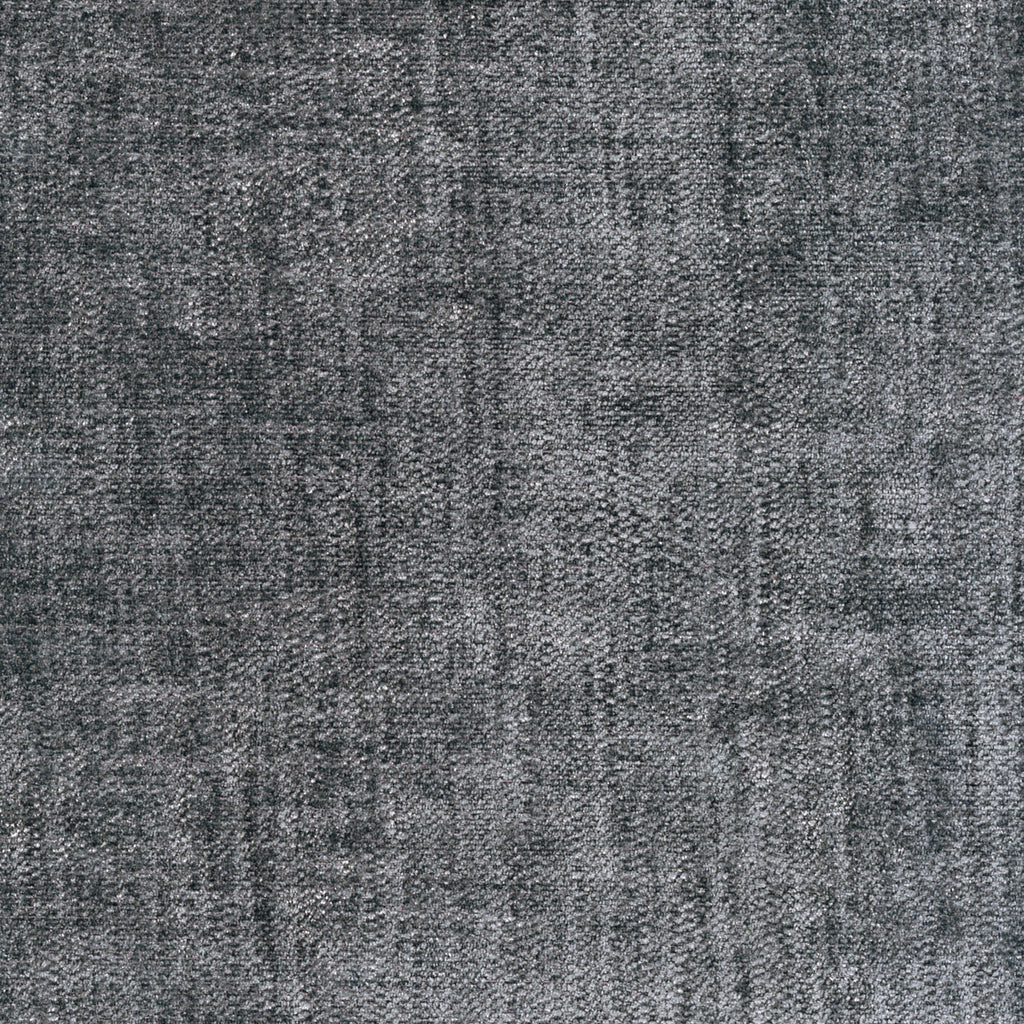 Dorian Thin Gray Line Gray Gray Charcoal Solid Woven Textured Upholstery Fabric