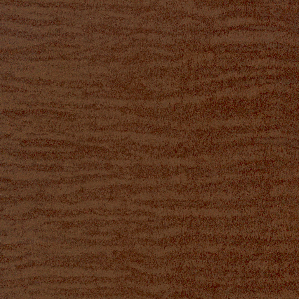 Eel Kappa Brown Solid Vinyl Upholstery Fabric