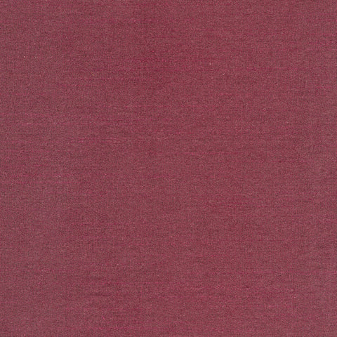 Gifted Vintage Violet Purple Mauve true Purple Solid Woven Fla Upholstery Fabric