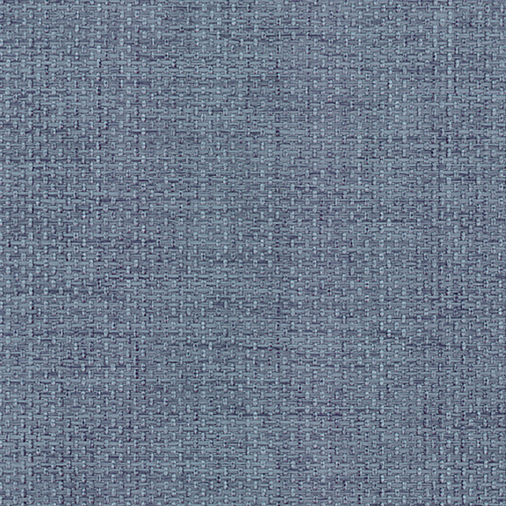 Grass Skirts Calm Water Blue True Blue Solid Woven Textured Upholstery Fabric