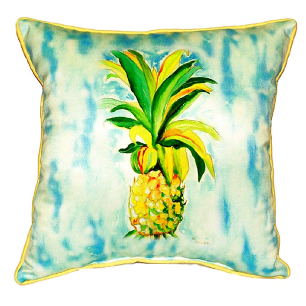 Pineapple Large Indoor or Outdoor Pillow 18x18