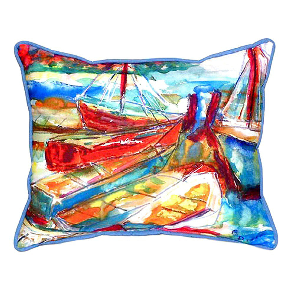 Marina Large Indoor or Outdoor Pillow