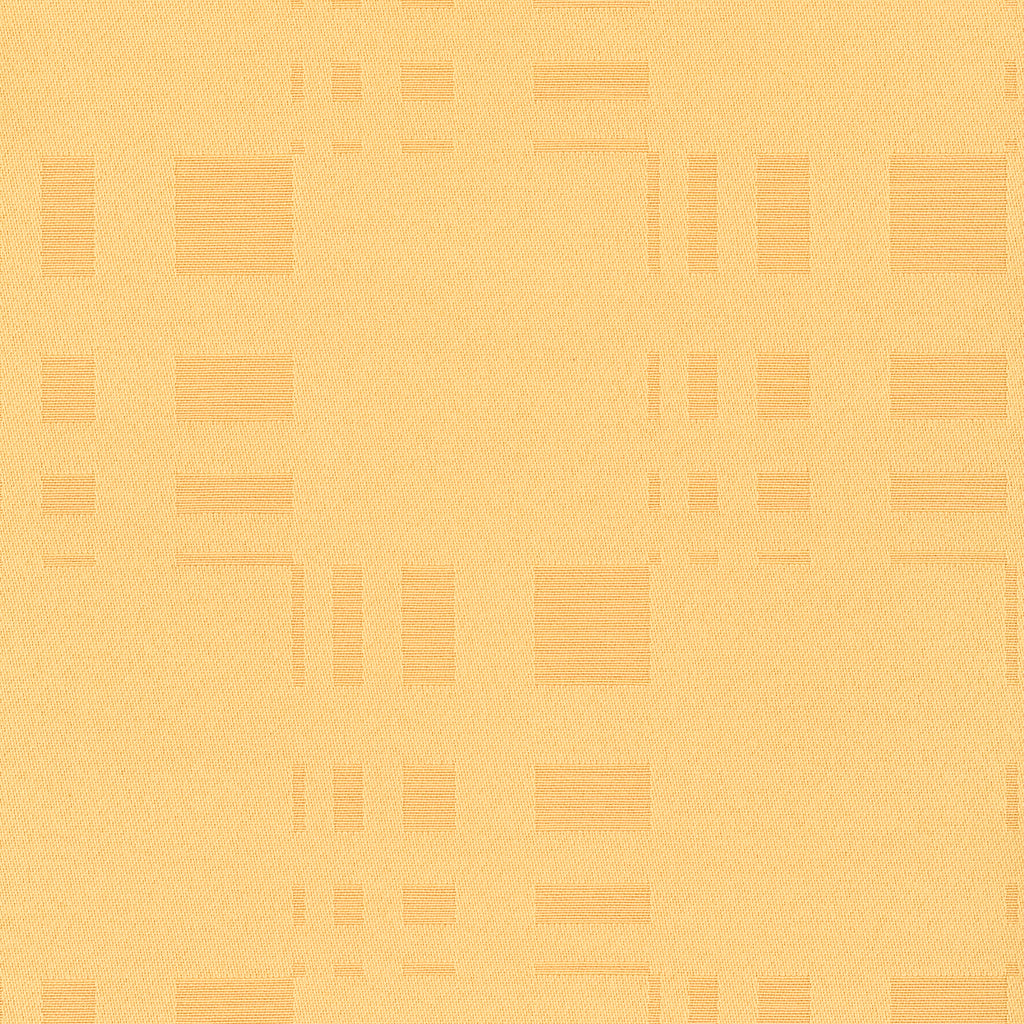 High Rise Honey Yellow Gold Abstract Woven Flat Upholstery Fabric