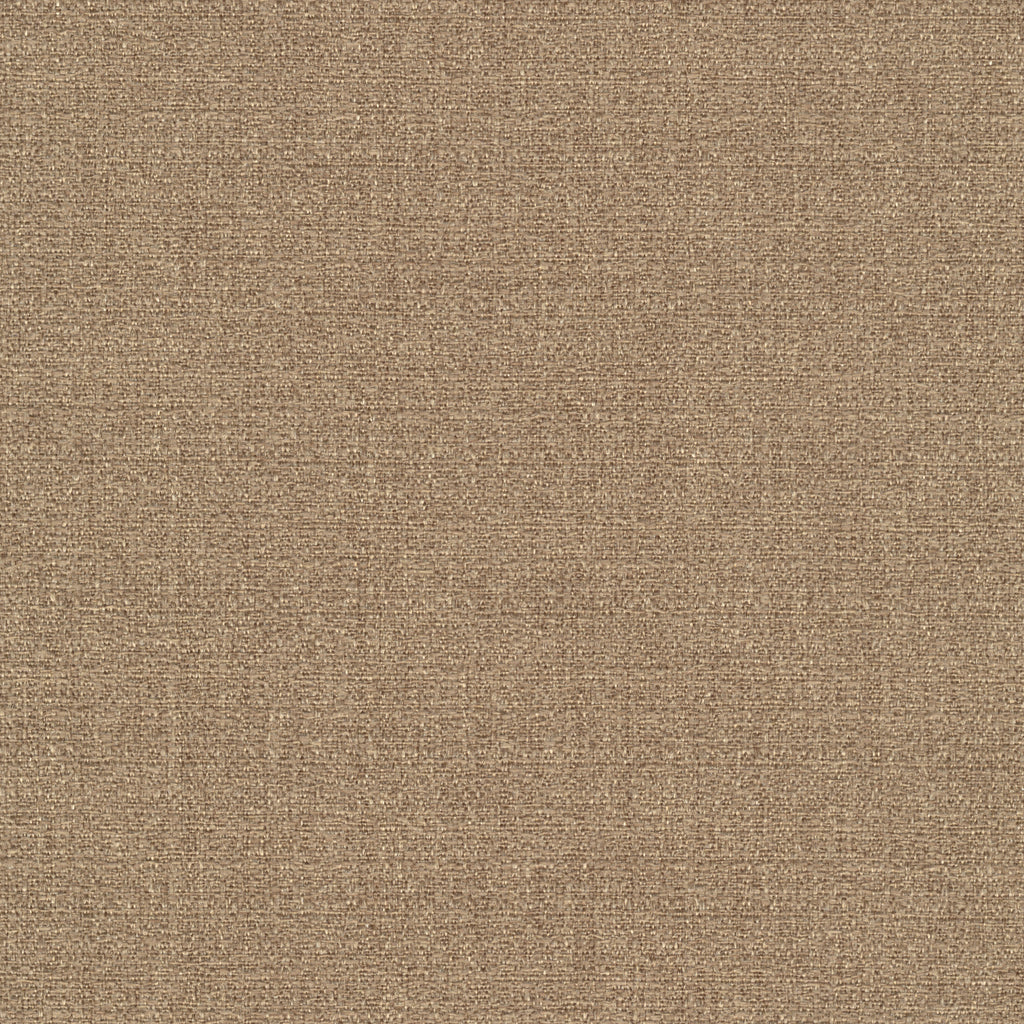 Highland Park St John Brown Solid Woven Textured Upholstery Fabric