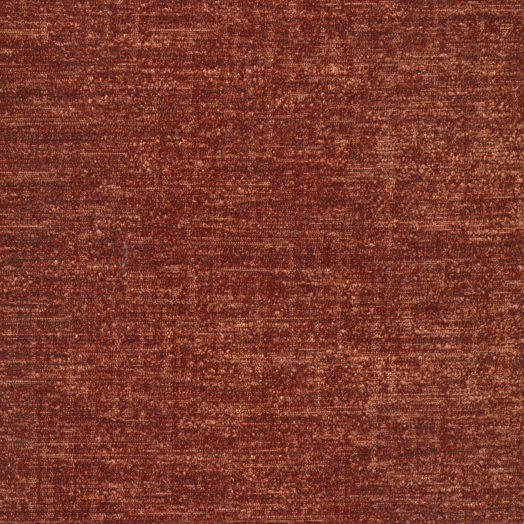 Juliet Dainty Orange Orange Rust Muted Textured Woven Textured Upholstery Fabric