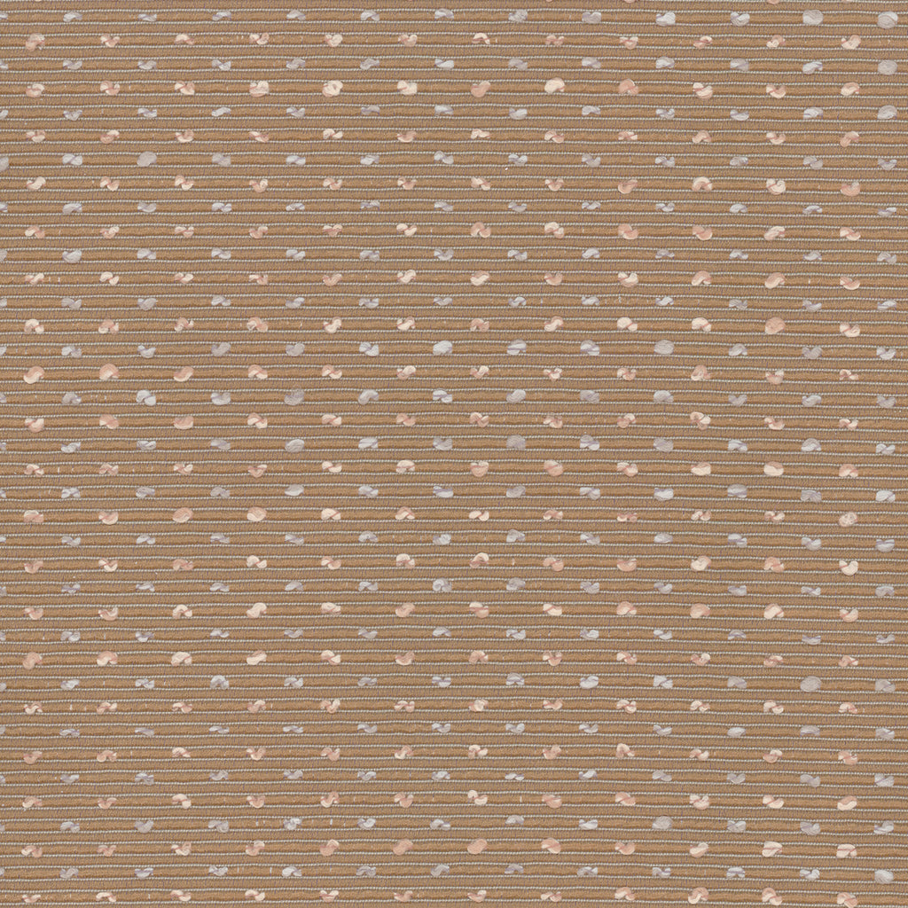 Lehman Beige Brown Gray Tan Beige White Silver Stripe Woven Te Upholstery Fabric
