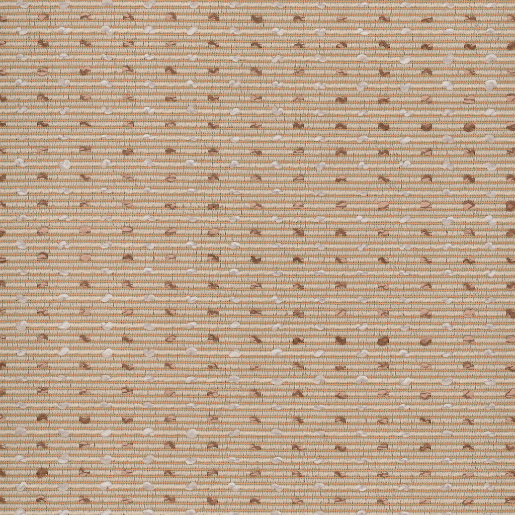 Lehman Taupe Brown Brown Tan Beige Stripe Woven Textured Upholstery Fabric