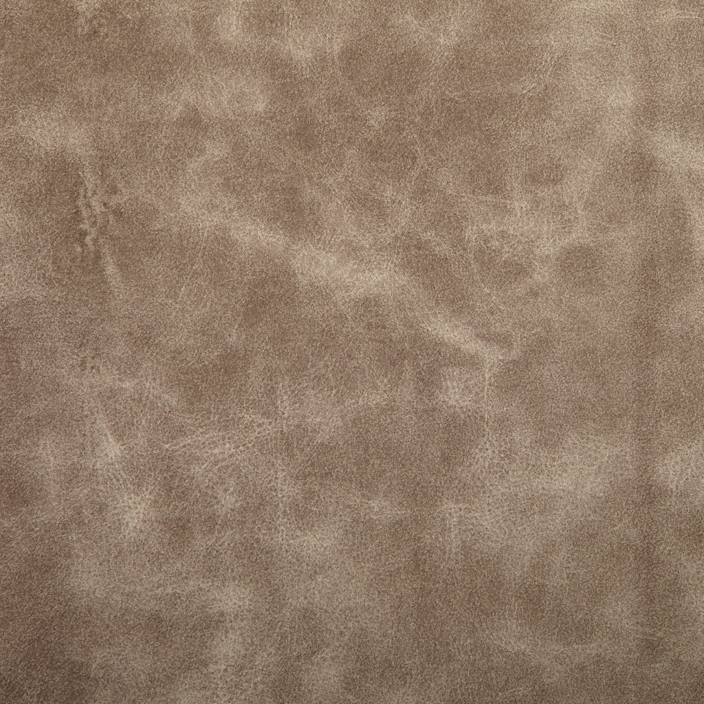 Appaloosa Gray Leather Grain Plain Solid Polyurethane Vinyl Upholstery Fabric