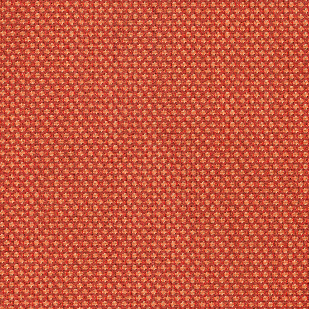 Morgan Red Red Red True Red True Red Muted Textured Woven Text Upholstery Fabric