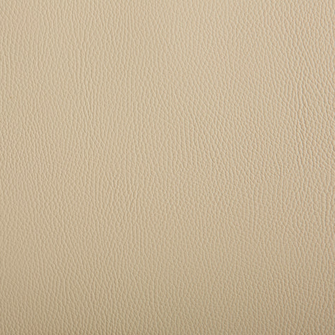 Parchment Beige Plain Solid Marine Grade Vinyl Upholstery Fabric