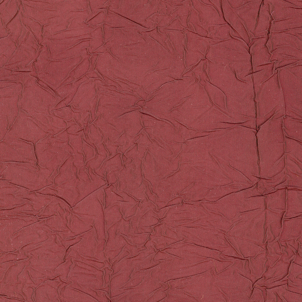 Pinch Me Garnet Red Burgundy Solid Woven Crepe Upholstery Fabric