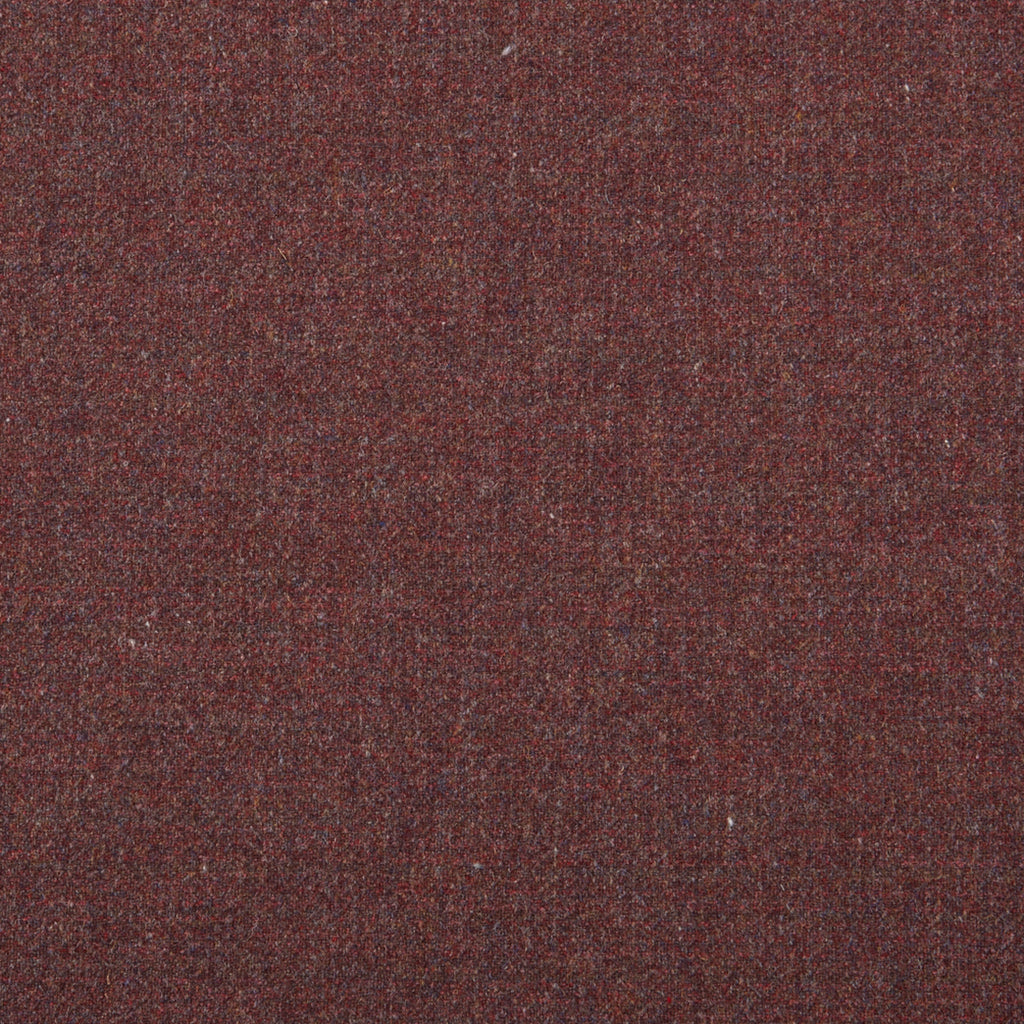 Cranbery Wool Red Solid Woven Wool Upholstery Fabric