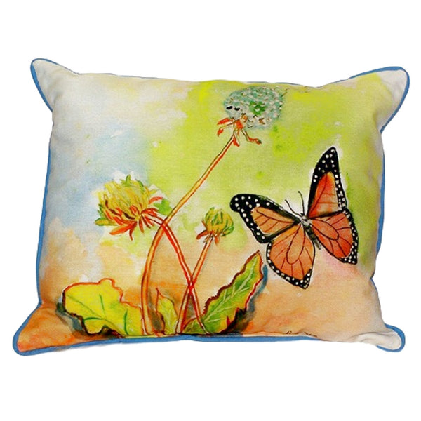 Butterfly Small Indoor or Outdoor Pillow