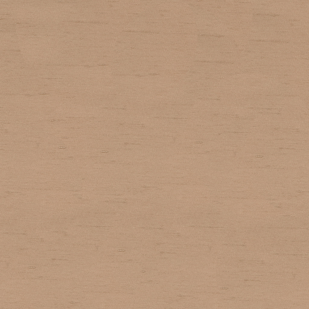St Pierre Wood Brown Tan Beige Solid Woven Flat Upholstery Fabric
