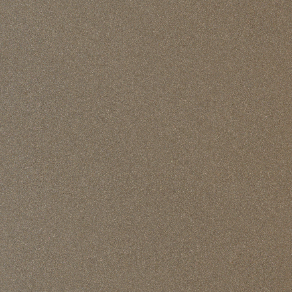 Titanium Champagne Brown Solid Faux Leather Upholstery Fabric