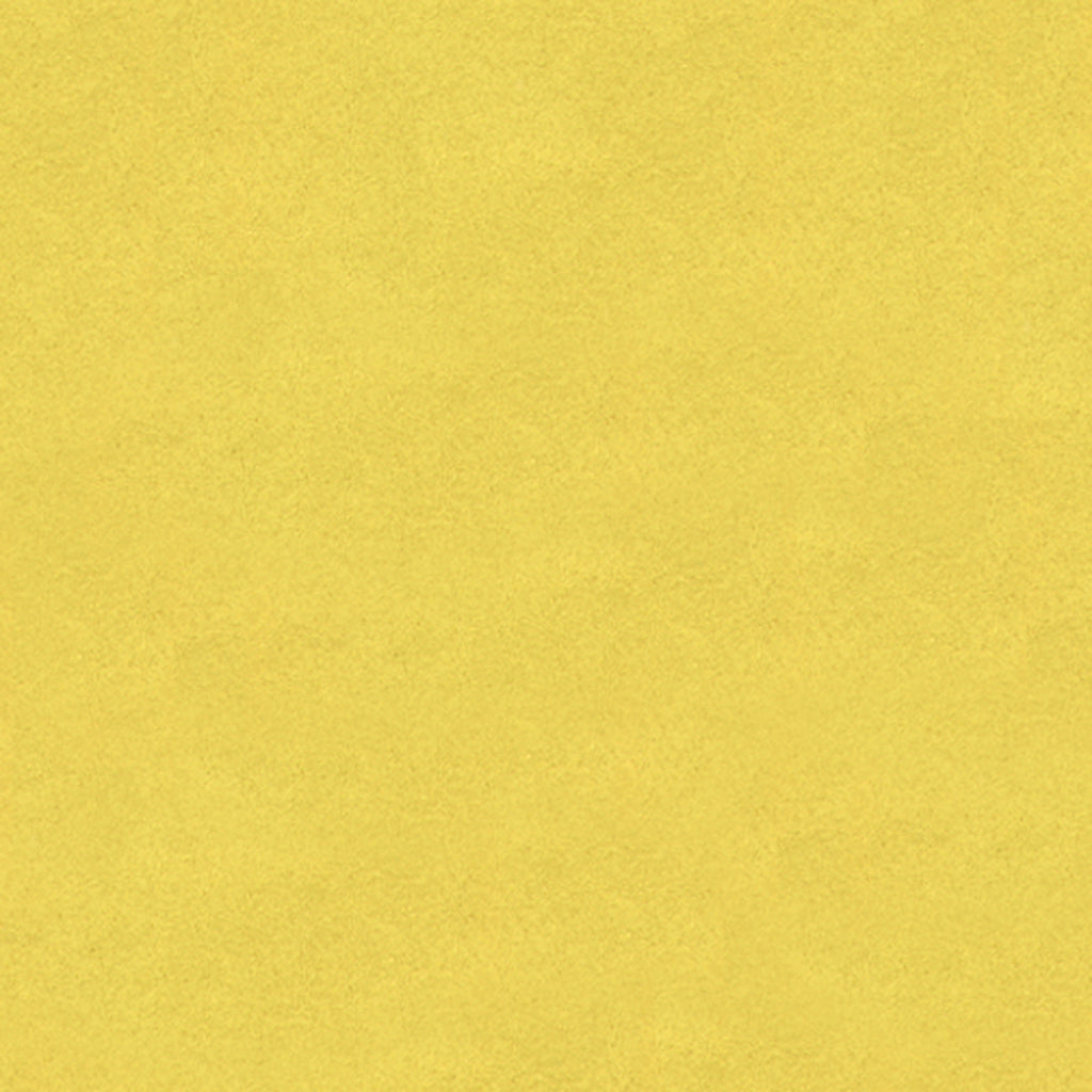 Ultima Maize Yellow Solid Faux Suede Upholstery Fabric