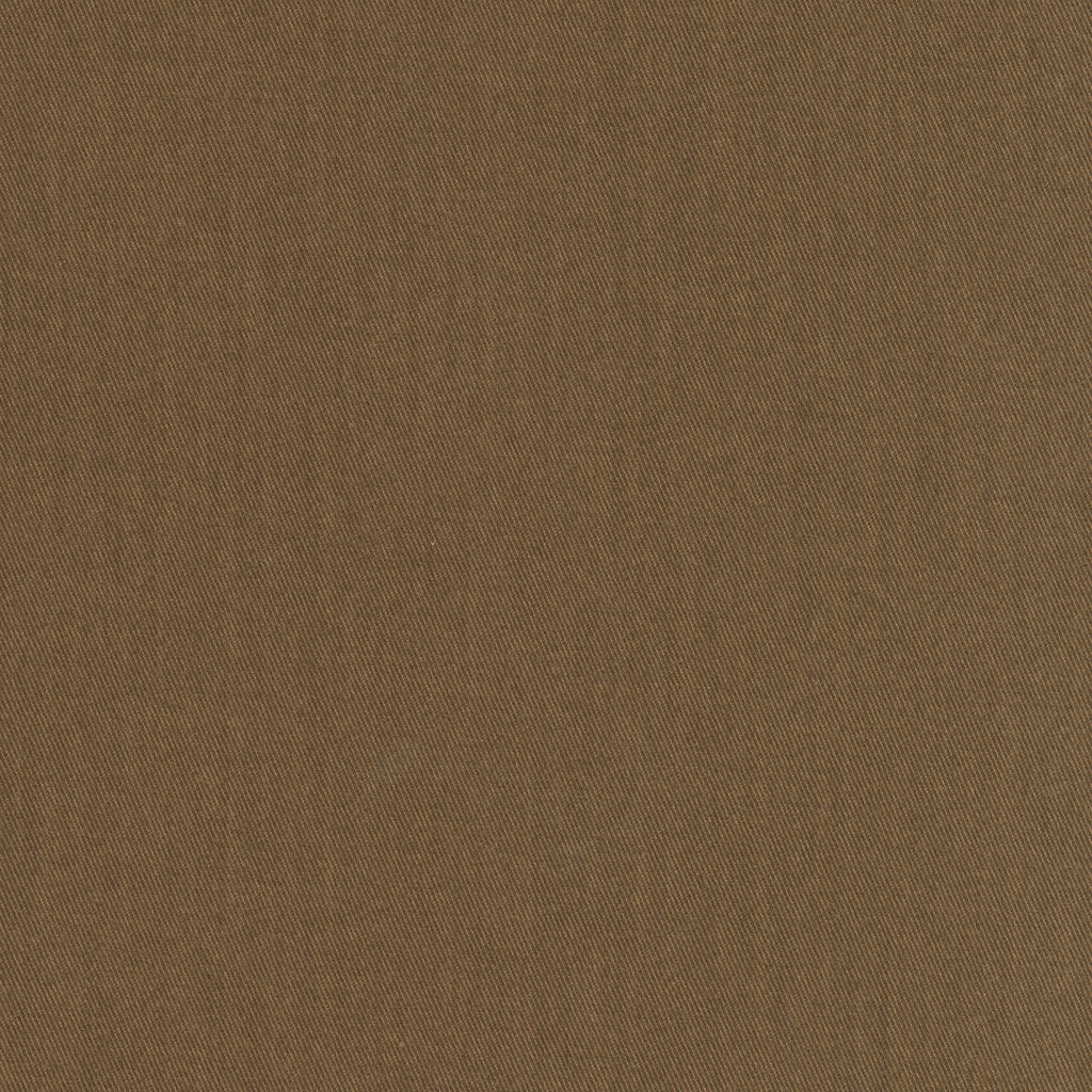 Versa Coconut Brown Solid Woven Flat Upholstery Fabric