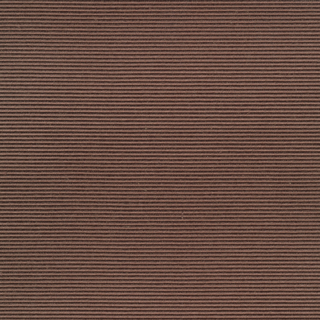West Point Duty Brown Chocolate Solid Woven Textured Upholstery Fabric