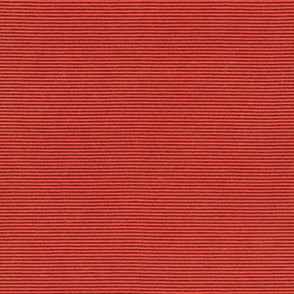West Point Redstone Red True Red Solid Woven Textured Upholstery Fabric