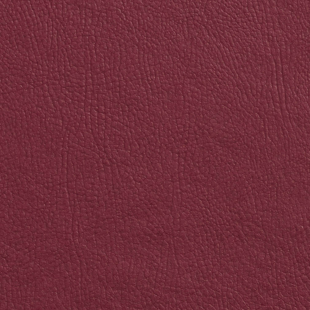 Solid Burgundy Vinyl Upholstery Fabric