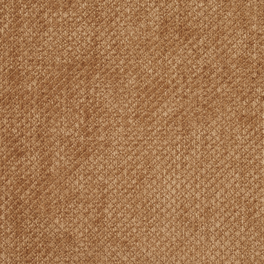 Tan Brown Plain Chenille Upholstery Fabric