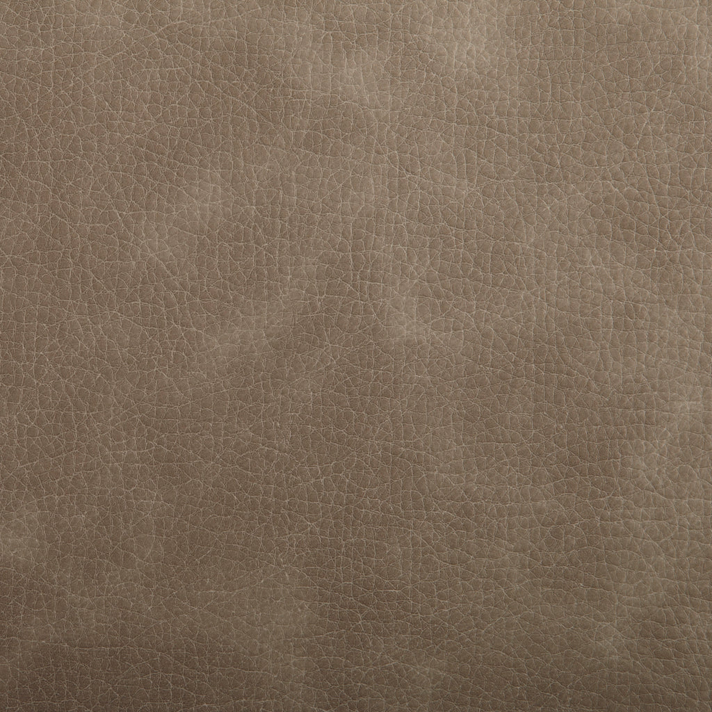Appaloosa Gray Leather Grain Plain Solid Vinyl Upholstery Fabric