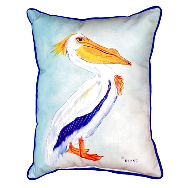 King Pelican Extra Large Zippered Indoor or Outdoor Pillow 20x24