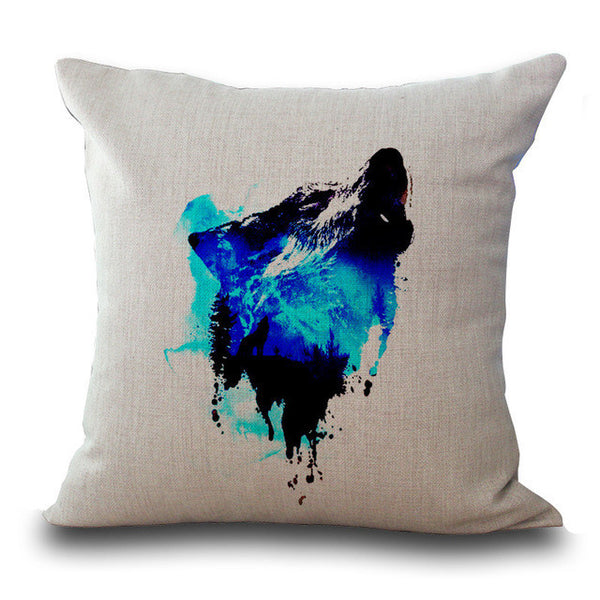 Hummingbird Deign Pillow Case