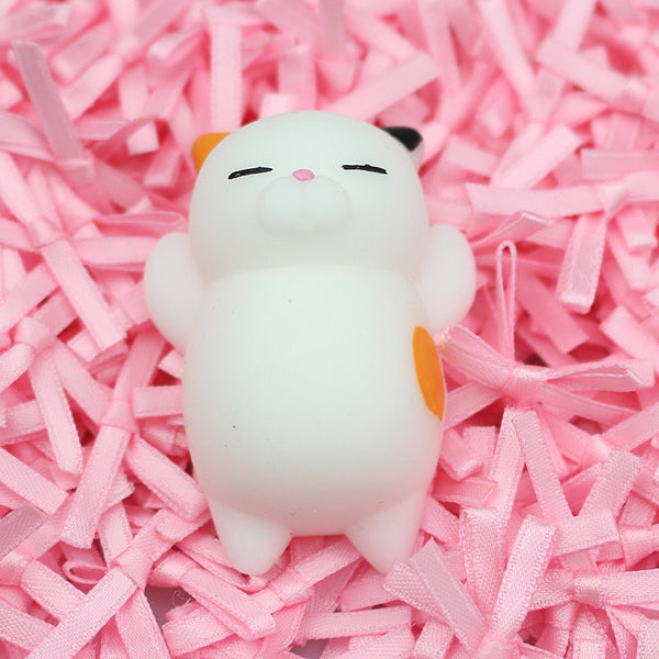 Soft Little Kitty Stress Vent Ball