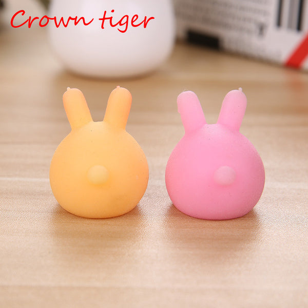 Cute Mini Squishy Animals for Stress Relief