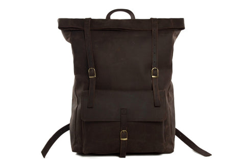 Bags : Handcrafted New Design Genuine Leather Backpack