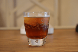 cold brew coffee soda
